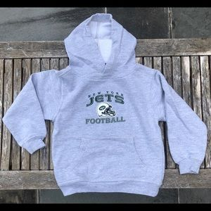 Toddler NY Jets Hoodie- NWOT